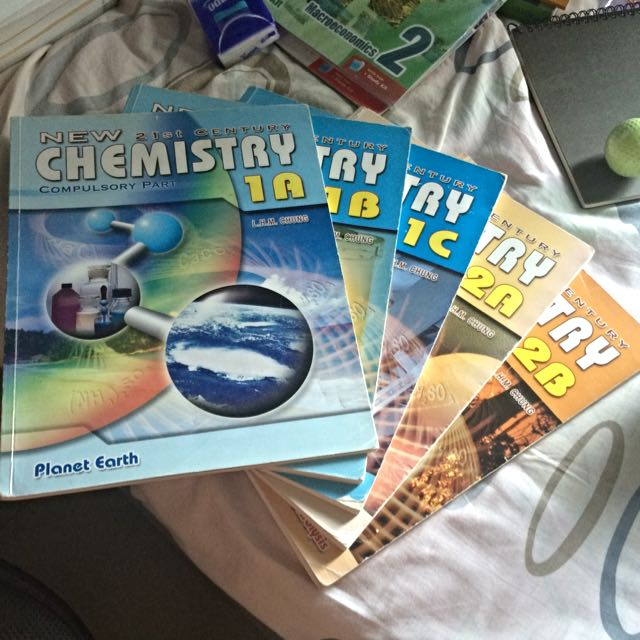 jing kung chemistry book