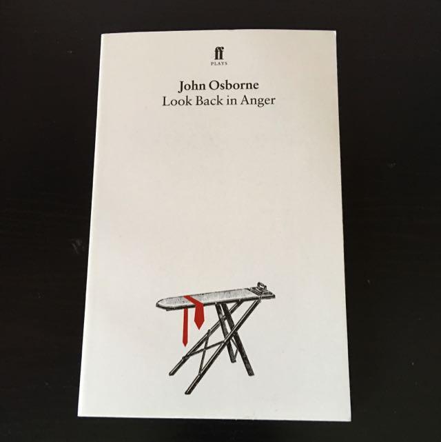 John Osborne; Look Back In Anger