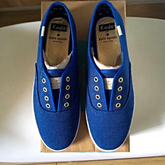 Brand New Keds Kate Spade Sneaker (size 7)