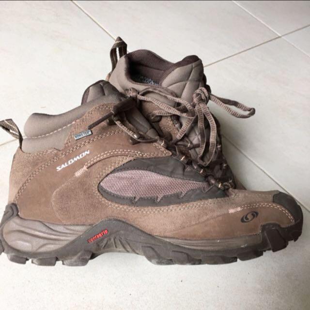 229052a5365 Beloved Comfort Light Weight Hiking Boots Fm Salomon