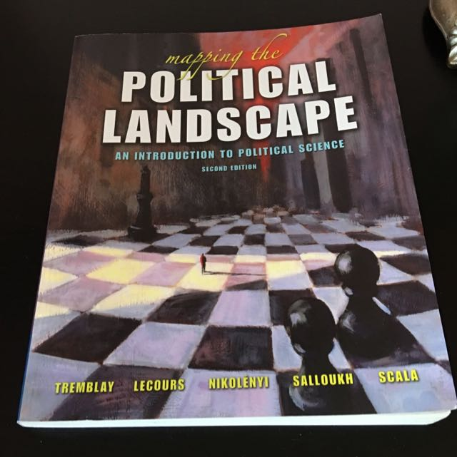 Mapping The Political Landscape: An Intro To Political Science
