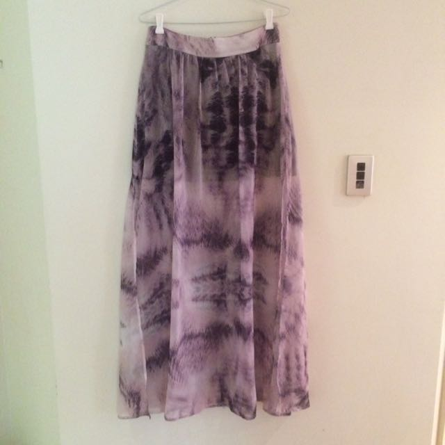 Medium 'Minty Meets Munt' Skirt