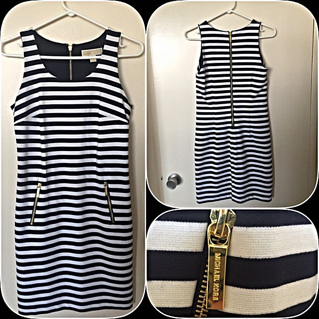 MIchael Kors nautical Dress