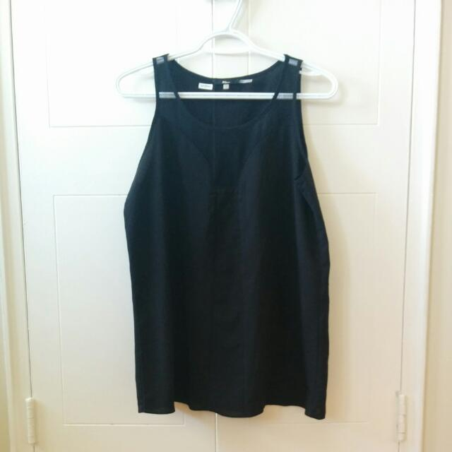 Mint Condition Small black dress tank