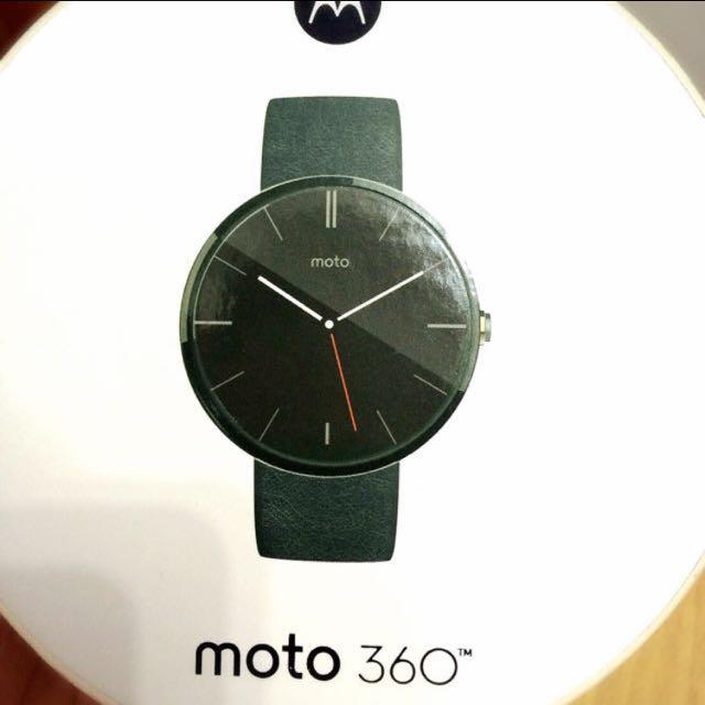 Motorola 360智能手錶