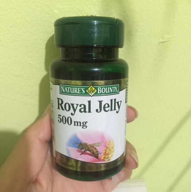(REPRICE!!!) Nature's Bounty Royal Jelly 500mg