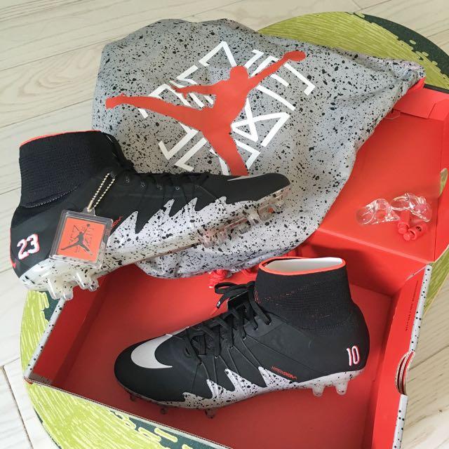 lowest price d1011 168e2 Nike Hypervenom Neymar X Jordan Ball Boots