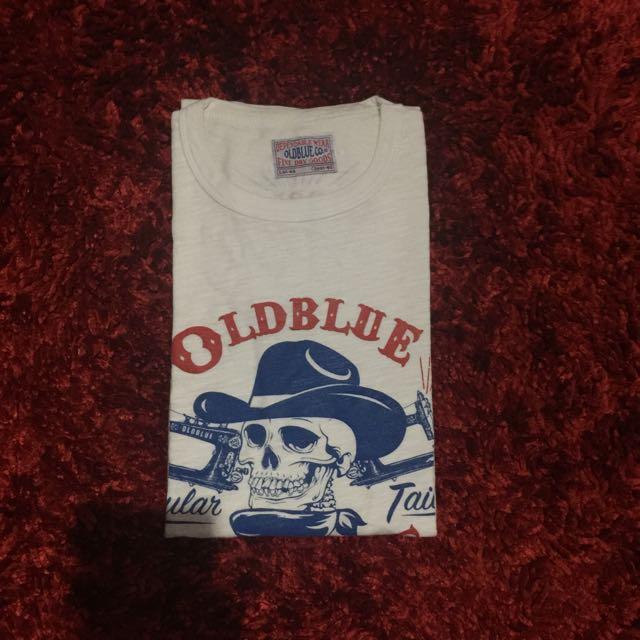Oldblue Co Tee's