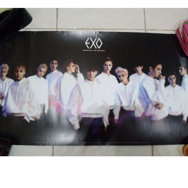 Poster EXO Overdose