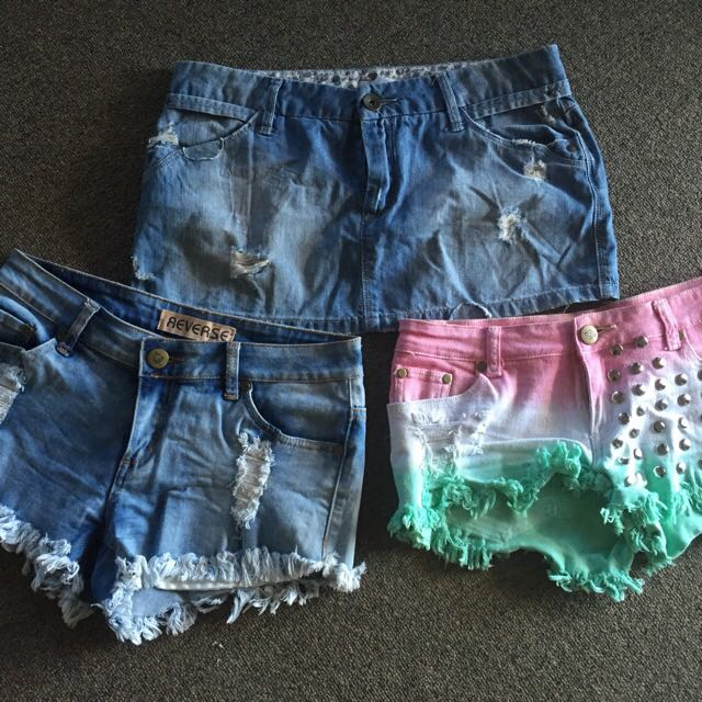 Skirt & shorts Everything Must Go