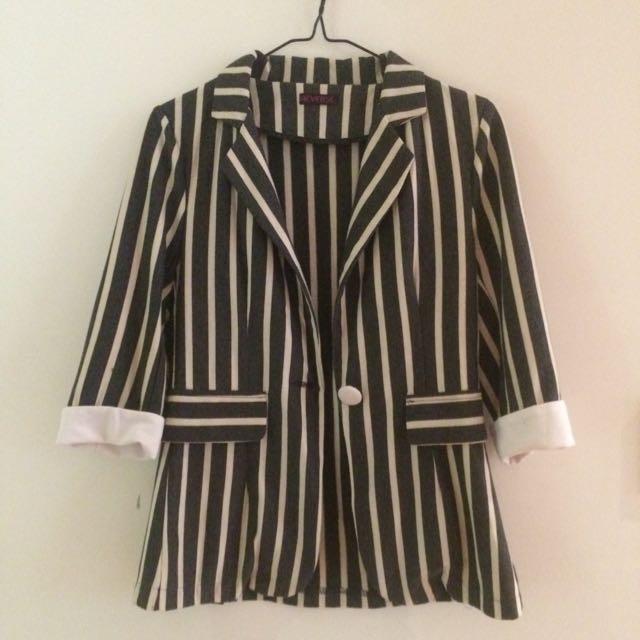 Small 'Reverse' Jacket