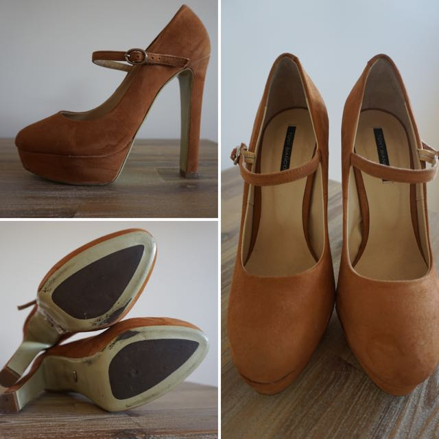 Tony Bianco BANGL Shoes In Brown