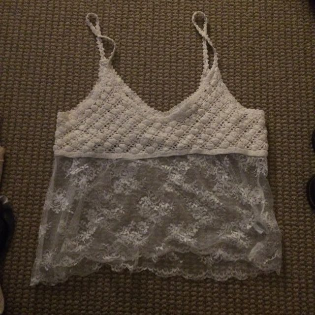 Tree Of Life Lace Top