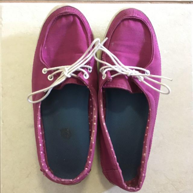 VANS Boat Shoes