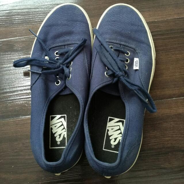 Vans Canvas Shoes Sz 9