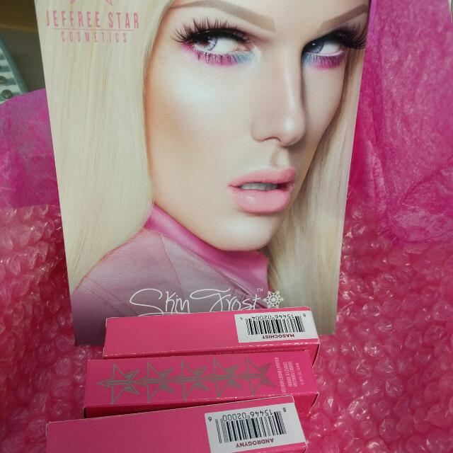 Velour Liquid Lipstick Jeffree Star Brand New In Box