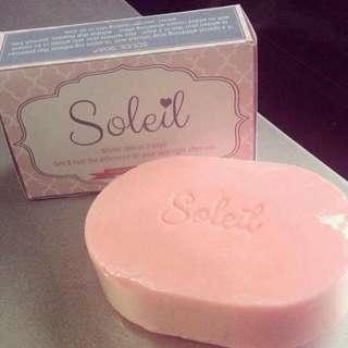 Solei (Whitening) Soap