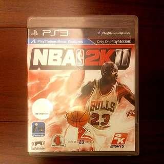【松桂坊】PS3 NBA 2011遊戲片
