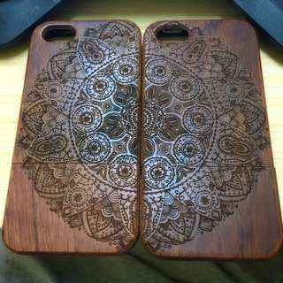 Brand New Wooden Phone Case
