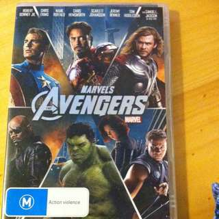 "Movie ""The Avengers"""