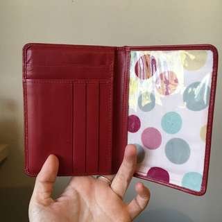 Terrific Things Passport Wallet