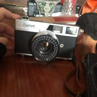 Canon Canonet From 1960's
