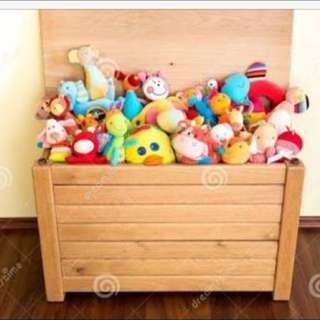 WANTED Toy Box/chest