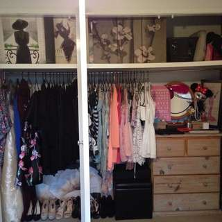 Clothes, Pants, Dresses, Tops and Shoes