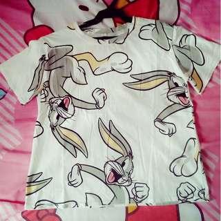 Bugs Bunny Loose Top