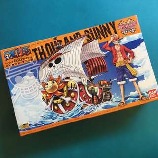 One Piece - Grand Ship Collection