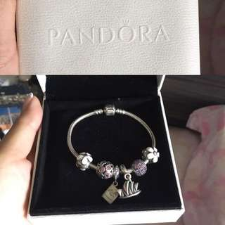 Pandora Charms And Bracelet Refer To Below For Price