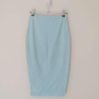 Tight Midi Skirt