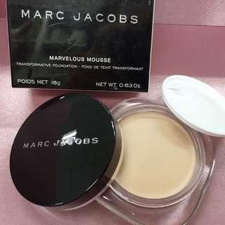 Marc Jacobs 粉底霜 白皙膚色