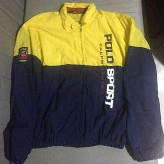 Original Polo Sport windbreaker 90's
