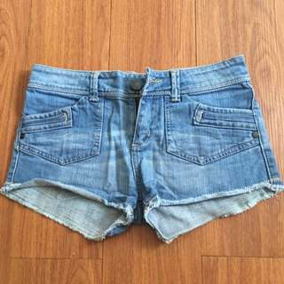 F&H Lowered Shorts - Small