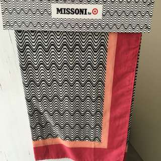 Missoni Cotton Silk Scarf