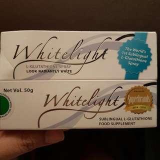 Whitelight Sublingual L-gluta