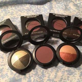 Mac Prolonged Wear Eyeshadow