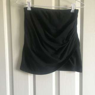Rosebullet Black Short Skirt