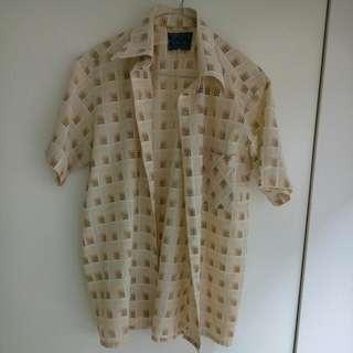 Men's Summer-style Cubana Shirt