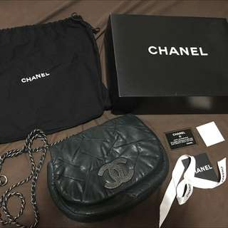 100% authentic Limited Edition Chanel cross body Bag