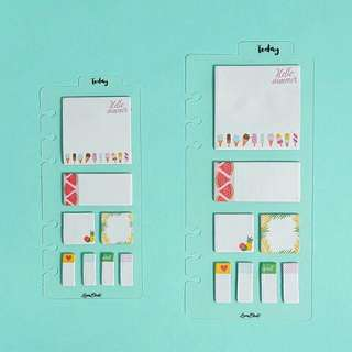 Planner Dividers And Post Its