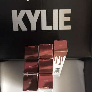 Authentic Kylie Metals