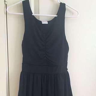 Black Dress Junior Size