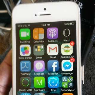 IPhone 5 32gb Negotiable