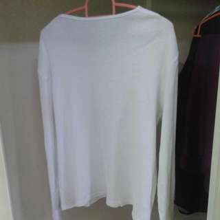 Pre Loved White Shirt