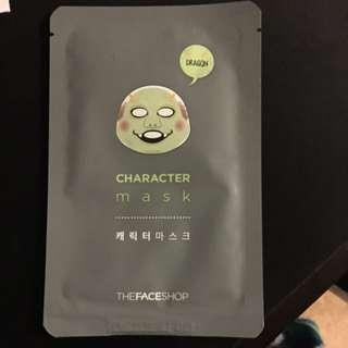 The Face Shop Dragon Face Mask