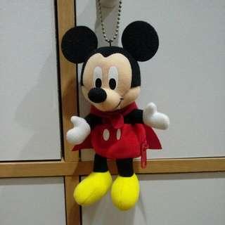 米老鼠 米奇 迪士尼 萬聖節 吸血鬼 吊飾 娃娃
