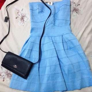 🎈天空藍繃帶洋裝