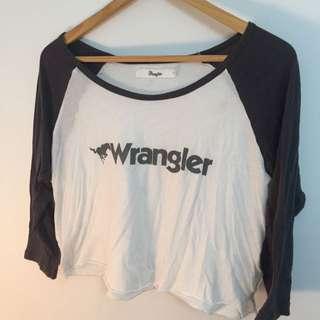 Wrangler Crop Top